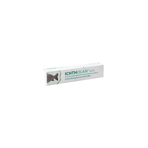 Ichthyol ICHTHOLAN 50% Salbe 40 g