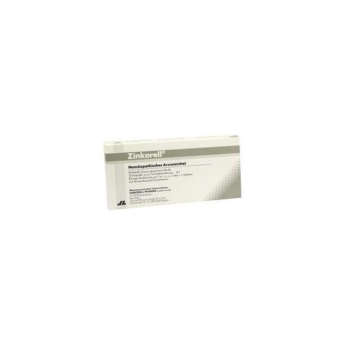 Sanorell Pharma GmbH & Co. KG ZINKORELL Ampullen 10 ml