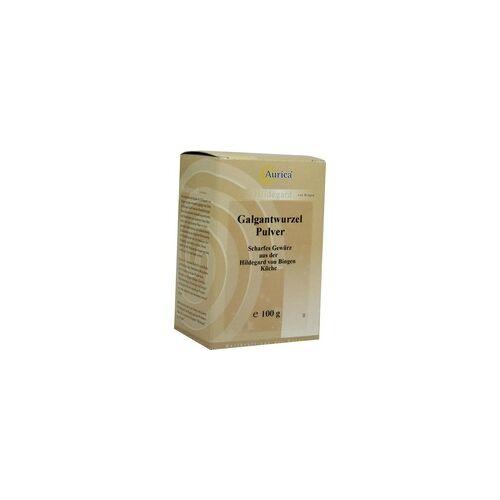 Aurica GALGANTWURZEL Pulver 100 g