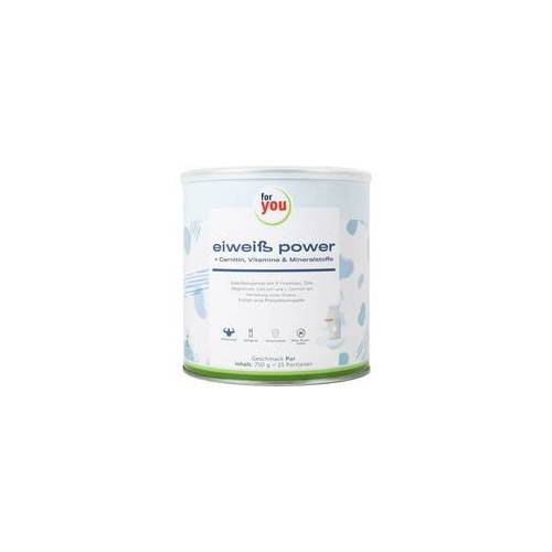 For You eHealth GmbH FOR YOU eiweiß power Pur Pulver 750 g