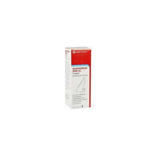 Aliud NASENSPRAY sine AL 1 mg/ml Nasenspray 15 ml