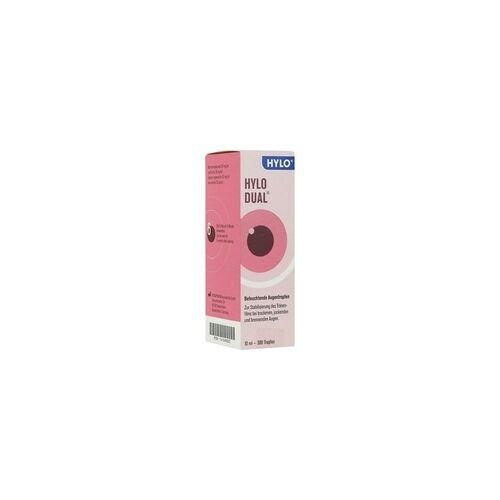 Ursapharm Arzneimittel GmbH HYLO DUAL Augentropfen 10 ml