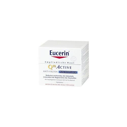 BEIERSDORF EUCERIN EGH Q10 Active Nachtcreme 50 ml