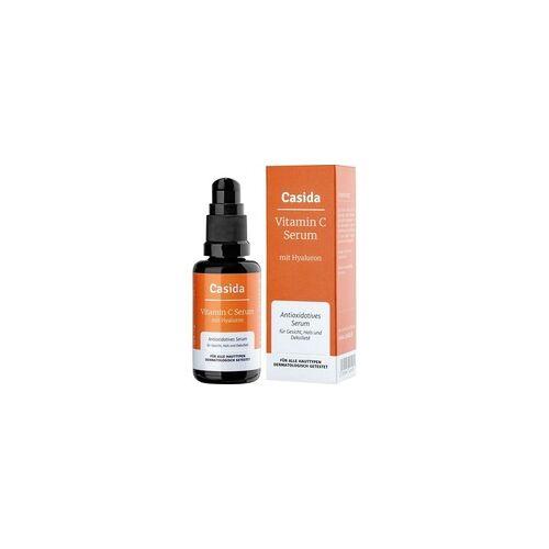 Casida GmbH & Co. KG VITAMIN C SERUM+Hyaluron 30 ml
