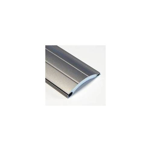Rolladen, Rolladenpanzer, Rollladenlamellen, Aluminium, auf Maß gefertigt, silber