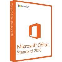 Microsoft Office 2016 Standard - Produktschlüssel - Sofort-Download - Vollversion - 1 PC - Deutsch