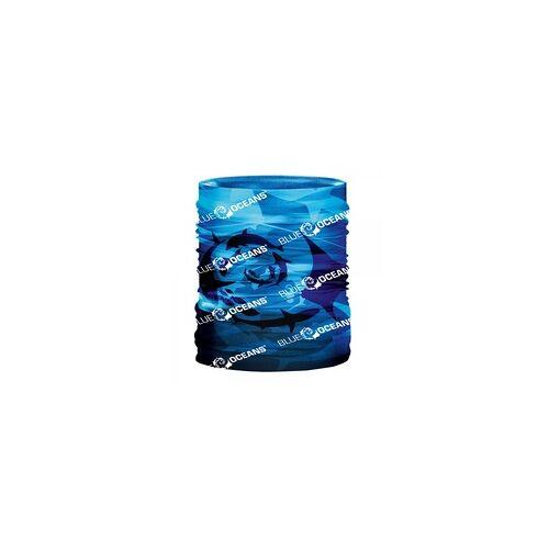 SSI Bandana Loop - Halstuch Blue Ocean