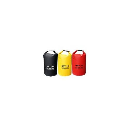 Surface Marker SurfaceMarker Dry Gear 15L Dry Bag - Rot