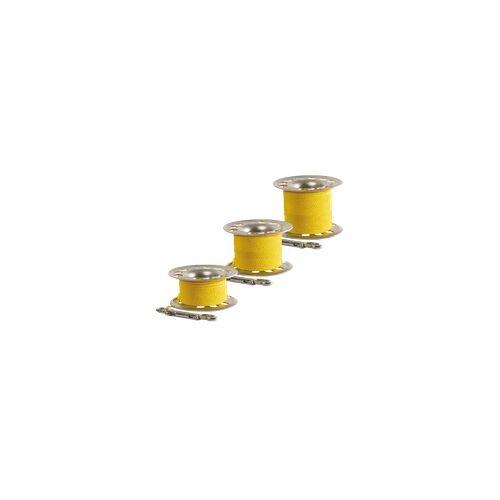Mares XR Spool - rostfreies Stahl - 15m
