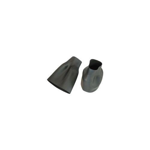 Polaris - Latex Armmanschetten - Bottleneck Flaschenhals - Gr: L