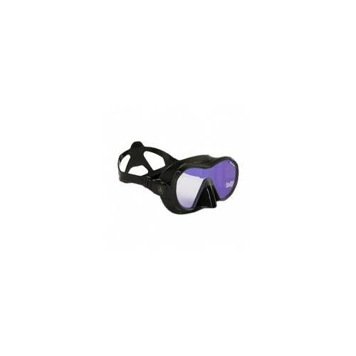 Apeks VX1 Black - Black UV - Maske