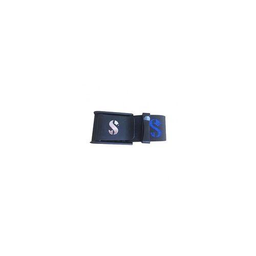Scubapro Standard Bleigurt mit Kunststoffschnalle - Schwarz