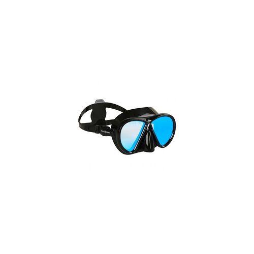 Aqua Lung Aqualung Tauchmaske Horizon DS - Blau verspiegelt
