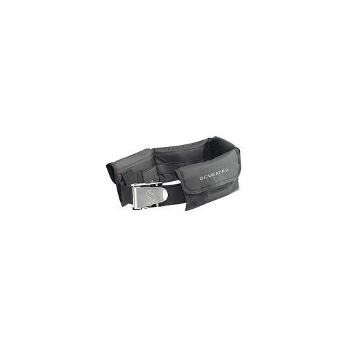 Scubapro Taschenbleigurt mit Edelstahlschnalle - Gr: XL - 6 Taschen
