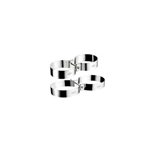 Scubapro X-Tek Doppelflaschen-Schellen - 204 mm