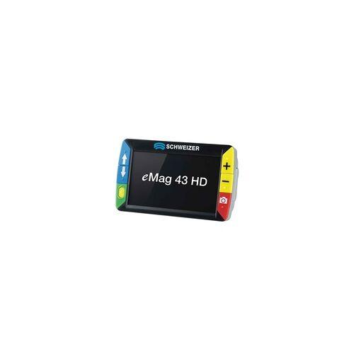 Schweizer Optik Schweizer eMag 43 HD - mobile elektronische Leselupe