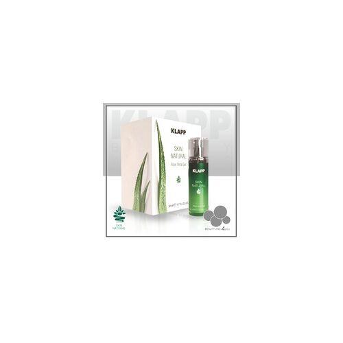 Klapp Cosmetics Klapp Skin Natural Aloe Vera Gel Pflegegel 50 ml