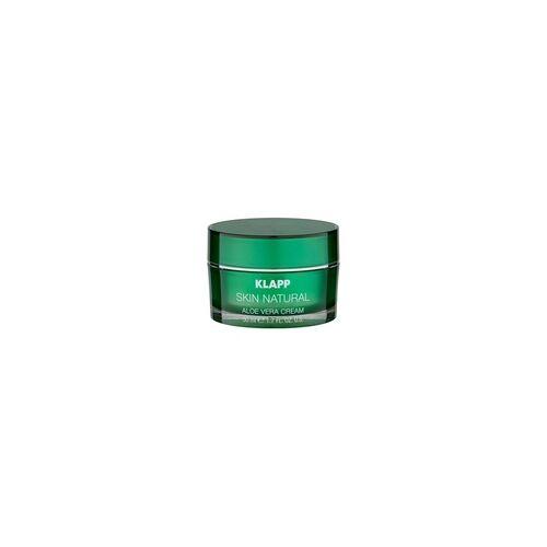 Klapp Cosmetics Klapp Skin Natural Aloe Vera Cream 50 ml
