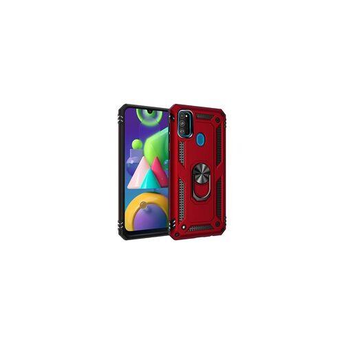 Samsung Handyhülle für Samsung Galaxy M21 - Rot