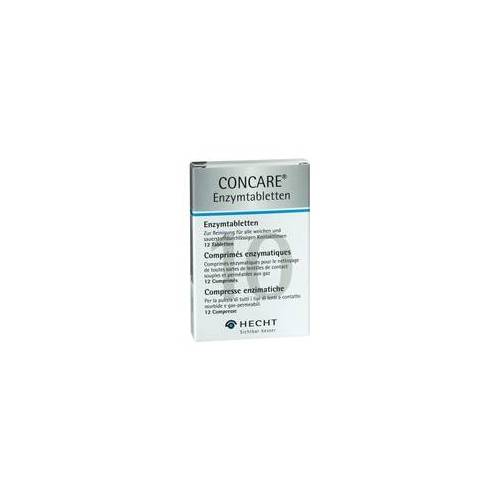 Hecht Concare Enzymtabletten (12 Tabs)