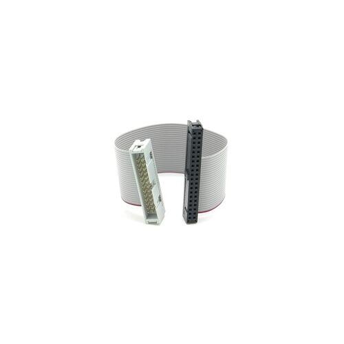 BerryBase GPIO Adapter-Kabel für Raspberry Pi, 40 Pin Buchse  26 Pin Stecker, gra...