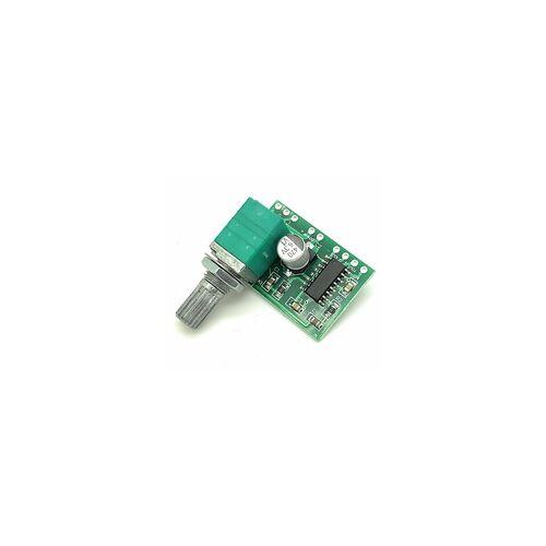 frei PAM8403 Class D Mini Verstärkermodul 2x 3W mit Lautstärkeregler