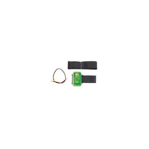 seeed Grove - Finger-Clip-Herzfrequenzsensor mit Gehäuse und Bandage