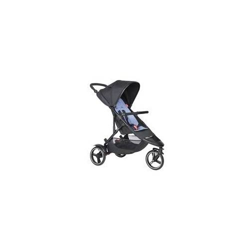 phil&teds Dot buggy ( 8 Farben ) Sky
