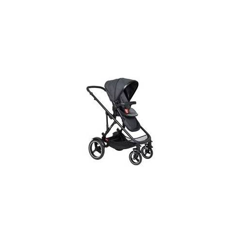 phil&teds Voyager buggy ( 8 Farben ) Charcoal
