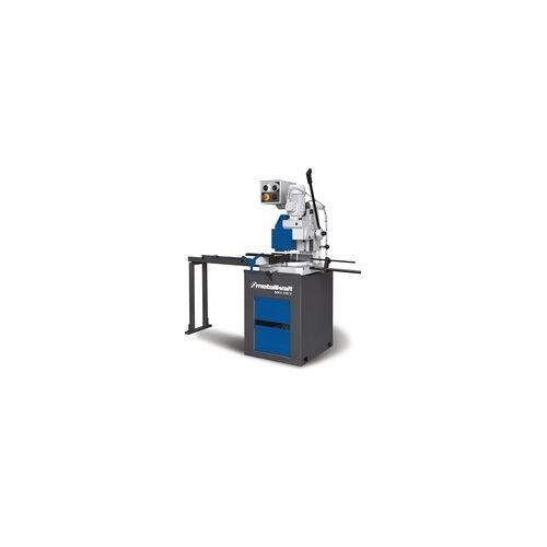 Metallkraft MKS 350 V - Manuelle Vertikal-Metallkreissäge mit 350 mm Sägeblatt
