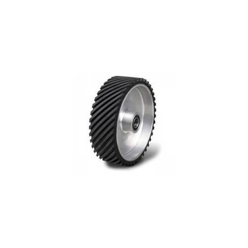 Metallkraft Kontaktrad für Metallbandschleifmaschine MBSM 75-200-2 - Kontaktrad