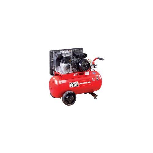 FINI Kompressoren FINI Aircraft Kolbenkompressor MK 103-50-3M, fahrbar 2,2 kW, 50l Kessel, 285 L/min., 230 Volt