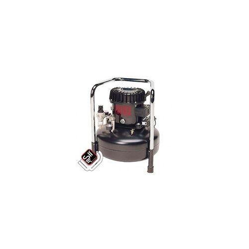 Silentkompressoren Black Panther P50-15 Kompressor Flüster-Leise mit nur 40 dB(A)/lm, Silair, Silent Kompressor