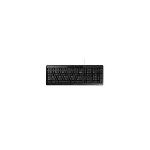 WORTMANN TERRA Keyboard 3500 Corded [CH] USB black baugleich zum Cherry Stream Keyboar...