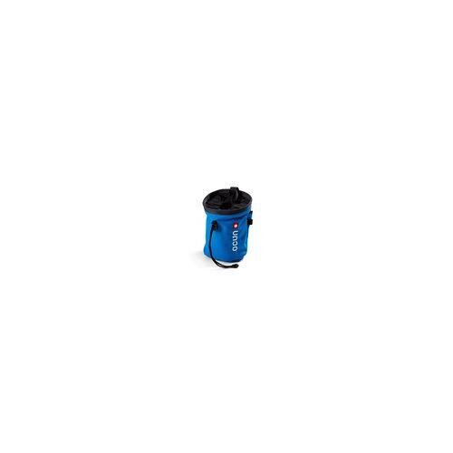 Ocùn Ocun Chalkbag PUSH + Belt - Blau Chalkbag Verwendung - Klettern, Chalkbag Farbe - Blue - Grey,