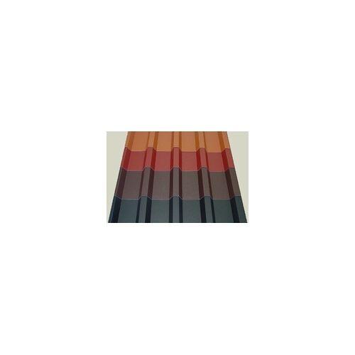 Dachplatten-Trapezbleche Dachplatten   Profilblech   Dachblech   Trapezbleche T-20M 0,50mm - 12,38 Eur...