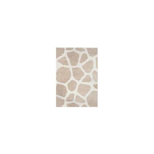 Edito Kurzflor Designer Teppich Edito Savana AR001 beige in 160 x 230 cm