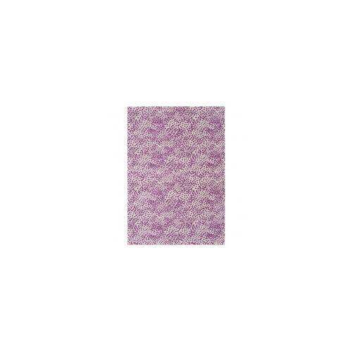 Edito Kurzflor Designer Teppich Edito Sky Of Dots AR010R lila in 160 x 230 cm