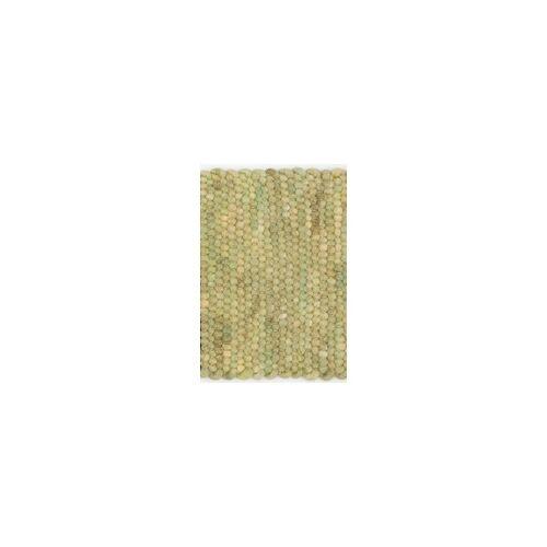Paulig Kurzflor Designer Teppich Paulig Salsa 40 grün