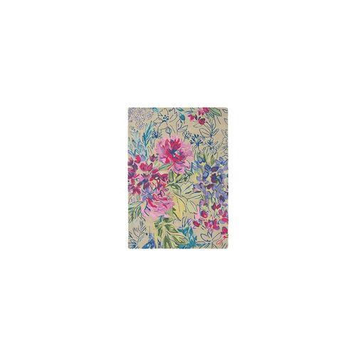 Bluebellgray Kurzflor Designer Teppich Bluebellgray Ines Jardin 19904 multicolor