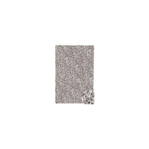 TWILIGHT Hochflor Shaggy Teppich Twilight 6699 silber weiss