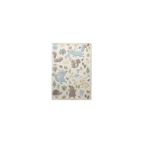 Sigikid Kinder Teppich Sigikid Forest SK-21965-060 weiß