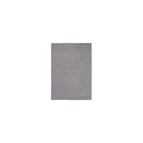 Wedgwood Kurzflor Designer Teppich Wedgwood Folia 38305 grau