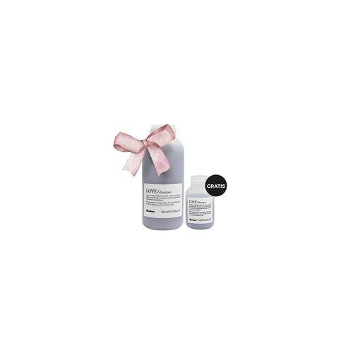 Davines LOVE SMOOTH Shampoo 1000ml + GRATIS Shampoo 75ml