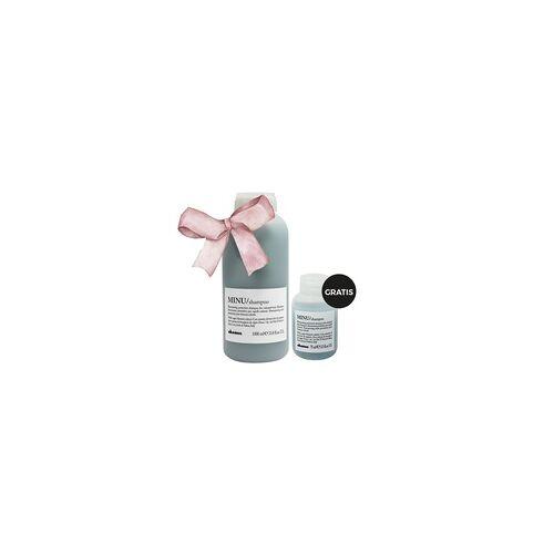 Davines MINU Shampoo 1000ml + GRATIS Shampoo 75ml