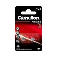 Camelion AG3 / LR41 1,5V Knopfzelle (2 Stück)