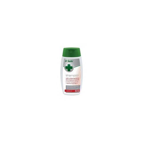 Laboratorium DermaPharm Dr. Seidel Shampoo mit Chlorhexidin und Ketoconazol