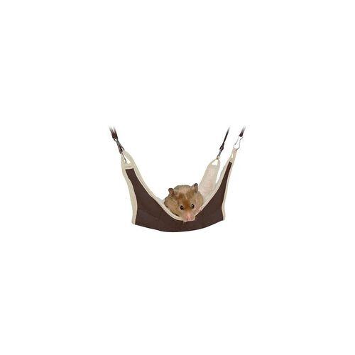 TRIXIE Hängematte für Hamster und Maus Maße: 18 × 18 cm