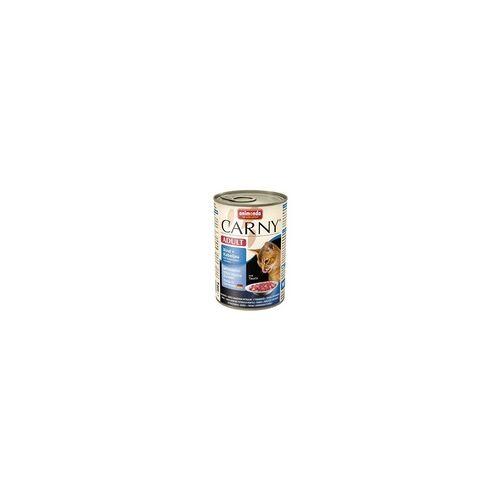 Animonda Cat Carny Adult Rind, Kabeljau, Petersilienwurzeln 400g