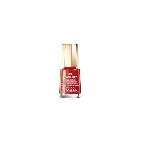 Mavala Nagellack Arabesque Color's Sienna Red 5 ml